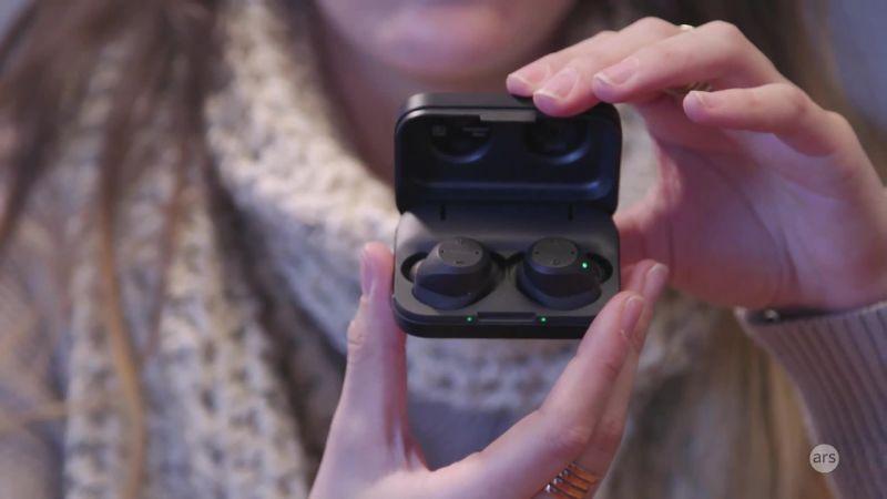 Watch Tech Jabra Elite Sport Wireless Earbuds Review Ars Technica Ars Technica Video Cne