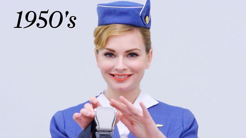The best flight attendant
