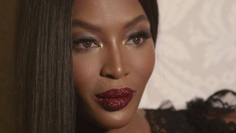 Watch 1 Minute Of Sheer Naomi Campbell Perfection Allure