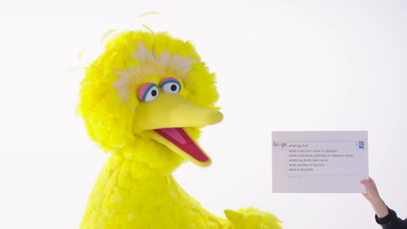 The Cast of 'Sesame Street' Answer the Web's Most Searched Questions