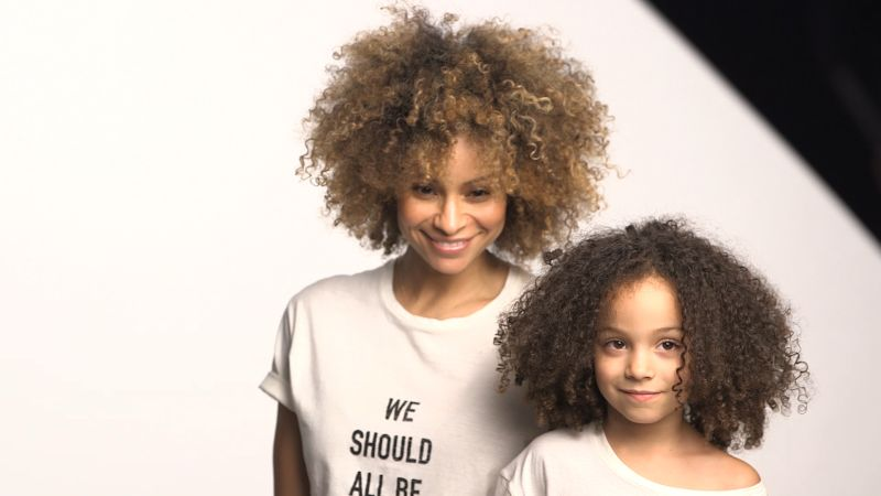 Watch Get Ready With Me The Cutest Mom Daughter Curly