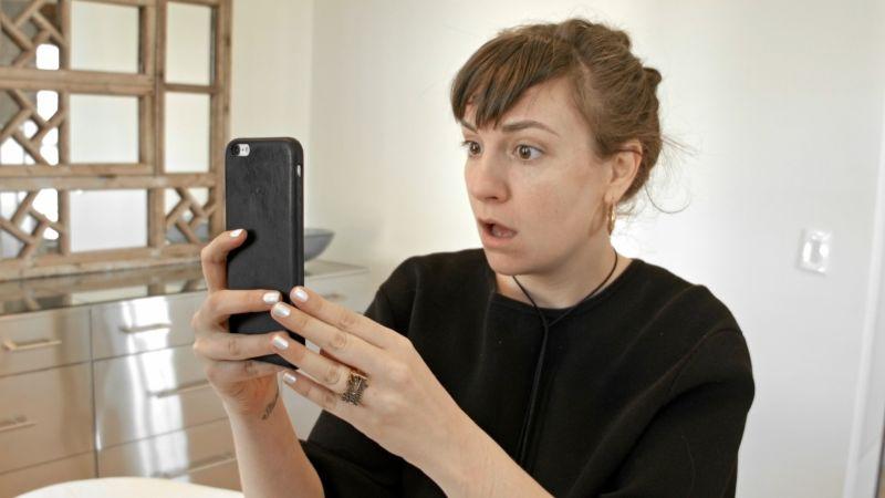 Watch Vogue Beauty Watch Lena Dunham Test Drive The Brow