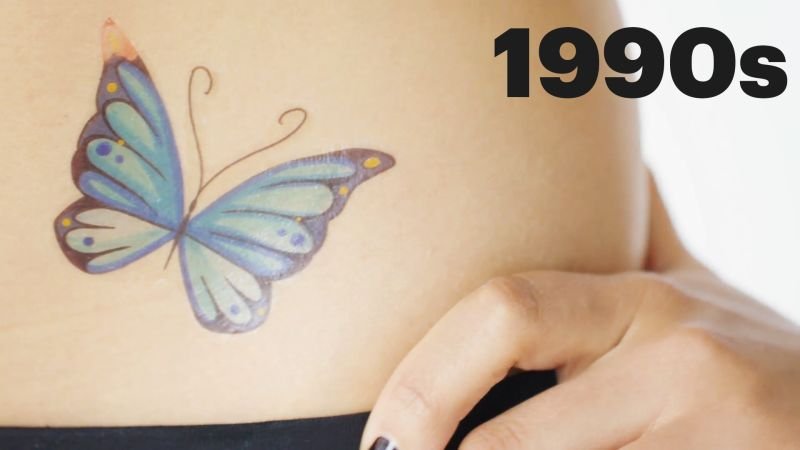 Watch 100 Years Of Beauty 100 Years Of Tattoos Allure