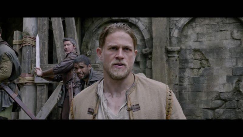 Watch Watch Charlie Hunnam Go To War In King Arthur Vanity Fair Video Cne