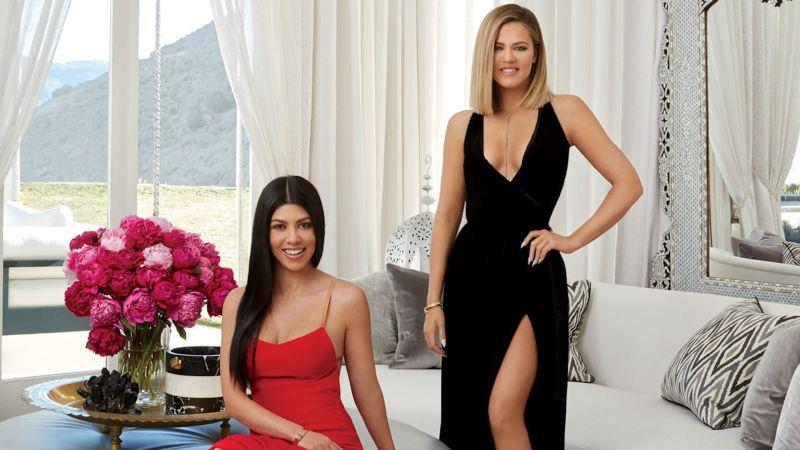 Khloe Kardashian Movie Room
