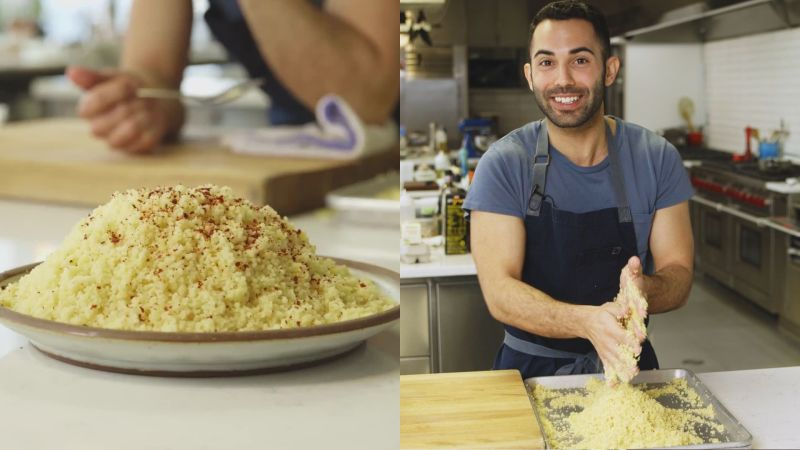 The Best, Most Complicated Cous Cous (That's Worth the ...