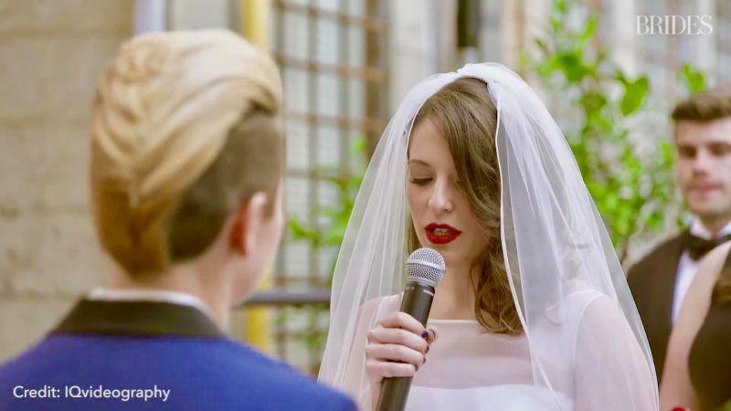 Real Weddings San Francisco: Kristen & Lauren