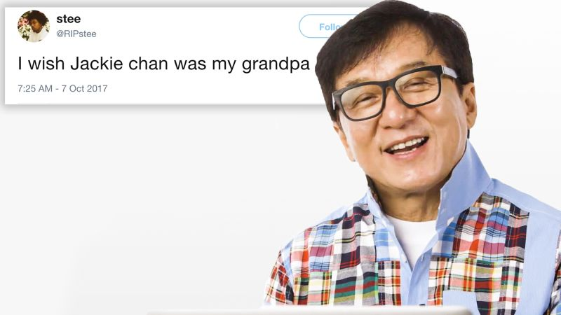 Watch Actually Me   Jackie Chan Goes Undercover on Twitter ...