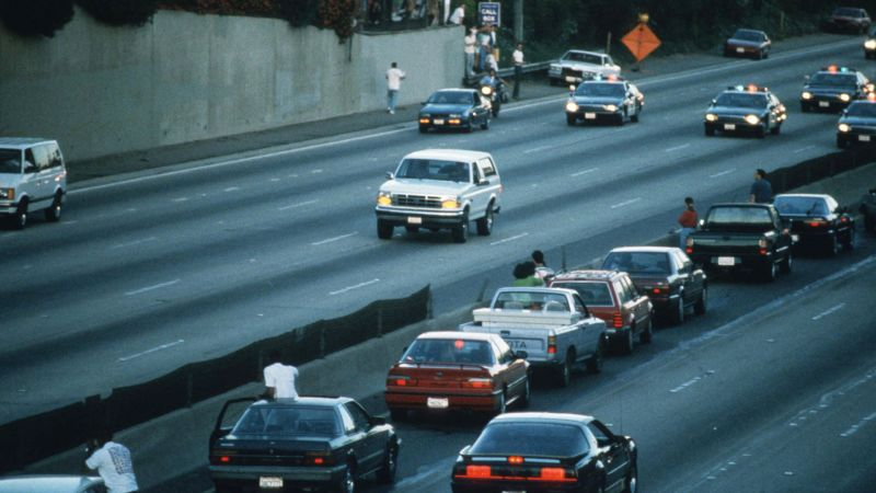 The Thrilling High-Speed Car Chases of Los Angeles