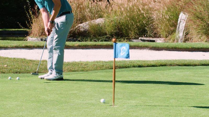 watch billionaire builds golf wonderland in his 39 acre backyard golf digest video cne. Black Bedroom Furniture Sets. Home Design Ideas