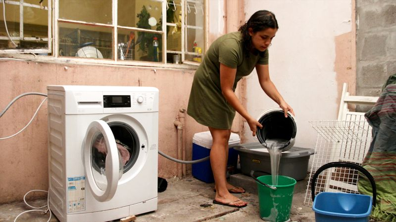 meilleur grossiste soldes baskets How Capetown Women Are Coping with the Water Crisis
