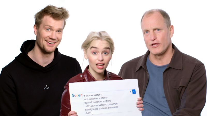 Solo Cast Answer the Web's Most Searched Questions