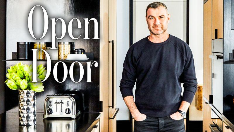 Watch Open Door   Inside Liev Schreiber's Industrial NYC ...