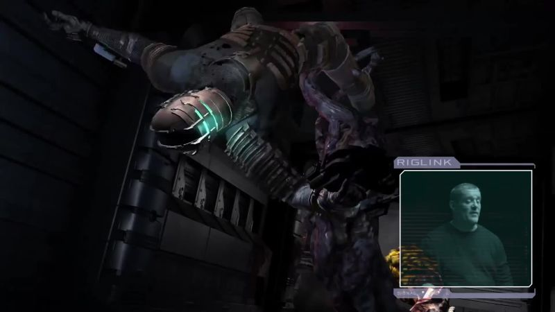 Dead Space: The drag tentacle | War Stories