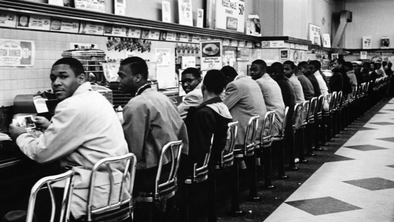 Watch How A Sit In Movement Started By Black Students
