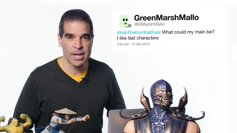 Watch Tech Support Ed Boon Answers Mortal Kombat 11 Questions