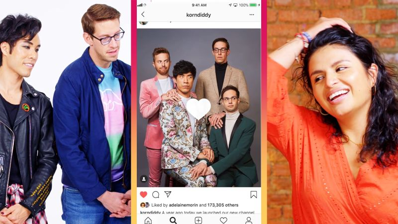 The Try Guys hijack a superfan's phone and social media accounts including Facebook, Instagram, Tinder and text Which of the guys looks best as a girl on Snapchat? Are any of the guys good at matchmaking through Tinder?  The Try Guys book is now available wherever books are sold!