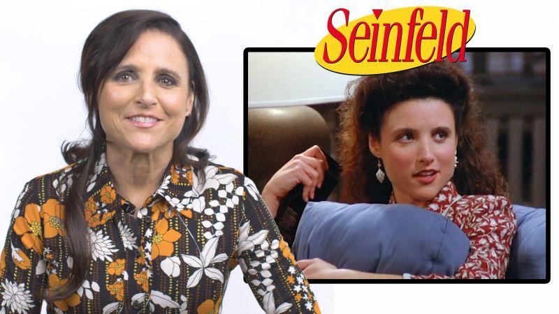 Julia Louis-Dreyfus Breaks Down Her Career, from Seinfeld to Veep