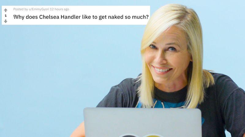 Chelsea Handler Goes Undercover on Reddit, YouTube and Twitter