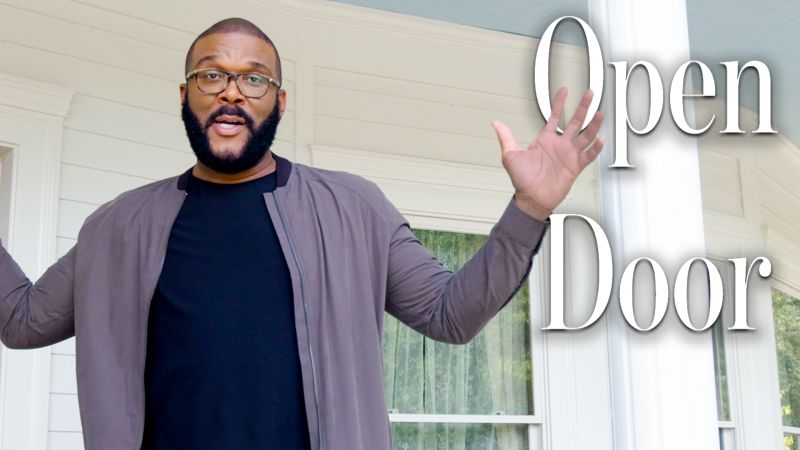 Watch Open Door | Inside Tyler Perry's 300-Acre Studio Compound in Atlanta  | Architectural Digest Video | CNE