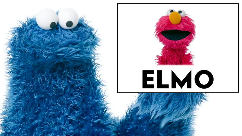 Sesame Street Characters Do Impressions Of Each Other