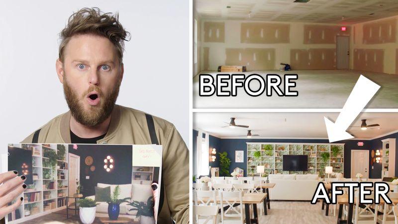 Watch bobby berk reviews every home renovation from queer - Bobby berk interior design ...