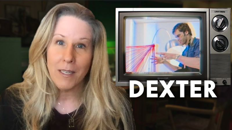 Watch True Crime Forensics Detective Reviews Crime Scene Investigations From Dexter To Csi Miami Vanity Fair Video Cne