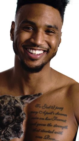8b58f5fe1 Watch Tattoo Tour | Trey Songz Breaks Down His Tattoos | GQ Video | CNE