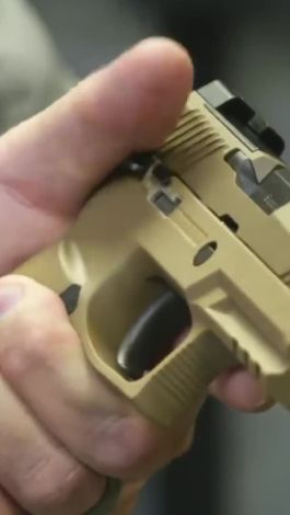 Watch Army's New Pistol Has Had Some Misfires | Ars Technica