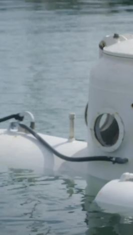 Watch Obsessed | How This Woman Started Diving in DIY Subs
