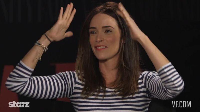 Spencer video abigail Abigail Spencer