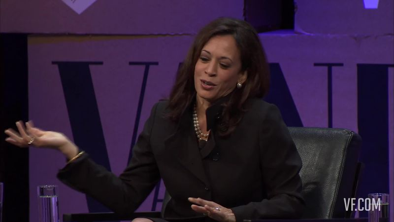 Watch The New Establishment The Topic Kamala Harris And Kirsten Gillibrand Are Tired Of Being Asked About Vanity Fair Video Cne Vanityfair Com Vanity Fair