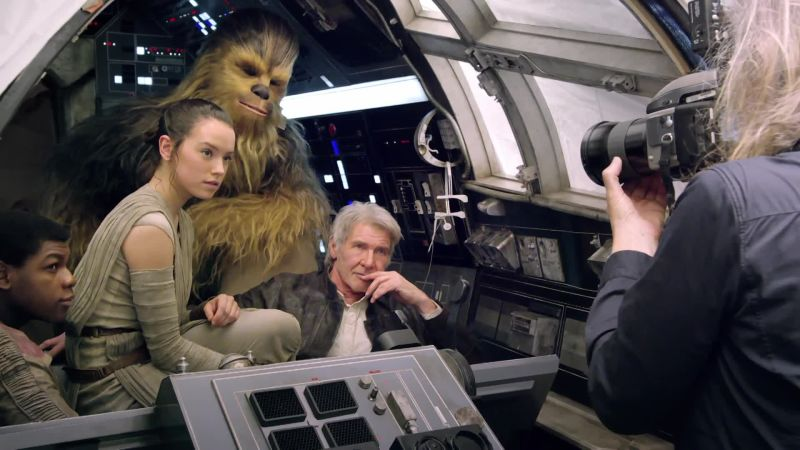 Annie Leibovitz Photographed Star Wars Characters For Latest Issue Of Vanity Fair The Verge