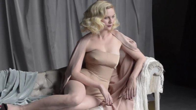 Dunst body kirsten Kirsten Dunst