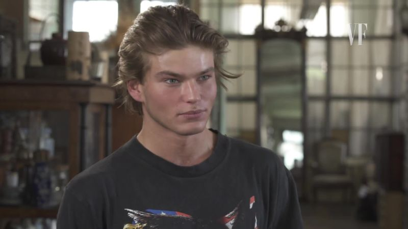 21d501e9f61e1c How Male Model Jordan Barrett Went from Surfboards to Billboards | Vanity  Fair