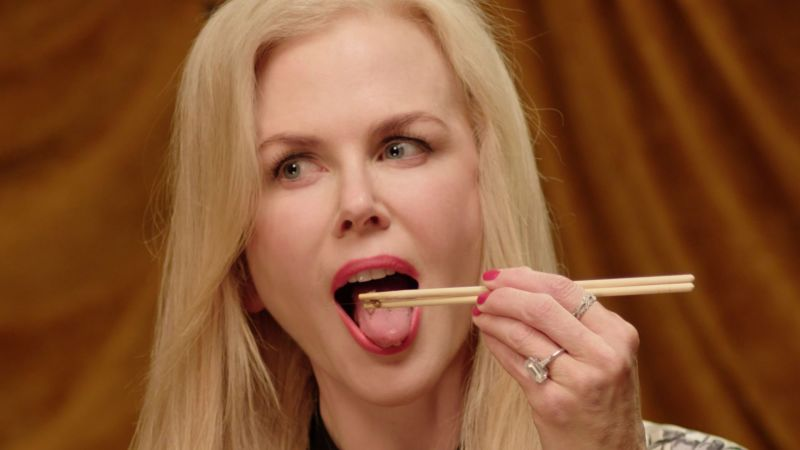 Watch Secret Talent Theatre | Nicole Kidman Eats Bugs | Vanity Fair Video | CNE | Vanityfair.com | Vanity Fair
