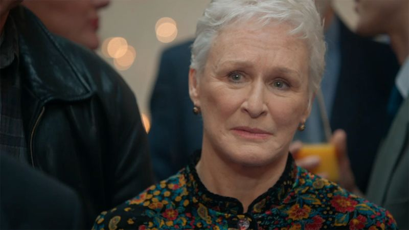 Image result for glenn close the wife