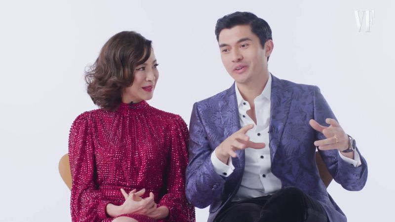 The Crazy Rich Style Of Crazy Rich Asians Vanity Fair