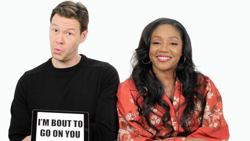 Tiffany Haddish Teaches You Chicago Slang With Ike Barinholtz