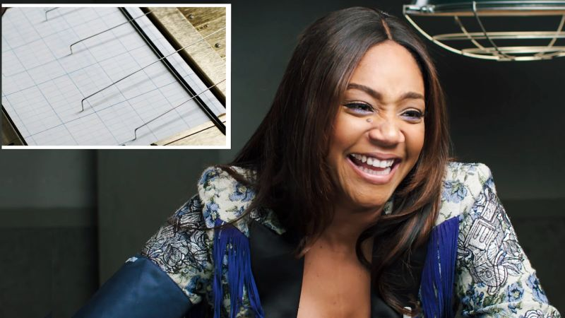 """a24a7a214666 Tiffany Haddish Is Prepared to Wear That Alexander McQueen Dress """"At Any  Moment"""""""