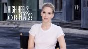 Jennifer Lawrence on Chris Pratt, the Zika Virus and R-rated Movies