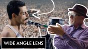 Cinematographer Explains 3 Different Camera Lenses