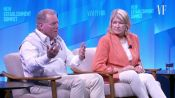The Future of Cooking With Martha Stewart and David Zaslav