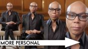 RuPaul Answers Increasingly Personal Questions