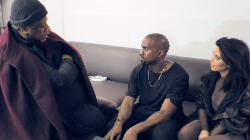 f20d28164fb54 Kanye West Debuts New Adidas Collaboration at New York Fashion Week - Vogue