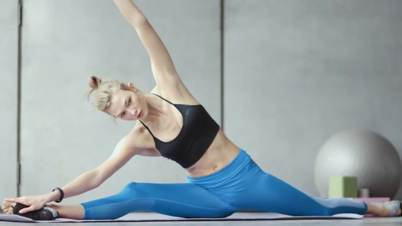 Karlie Kloss Front S Nike S Fall 2014 Campaign