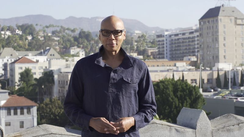 RuPaul on his New Netflix Show, Camp, and Having an Open