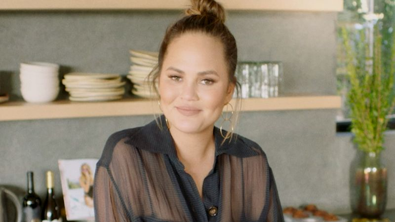 Chrissy Teigen's Halloween-Themed 73 Questions