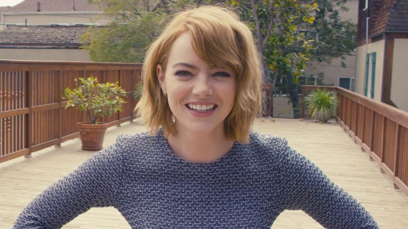 Watch 73 Questions Answered By Your Favorite Celebs Emma Stone Reveals Her Perfect Britney Spears Impression And The Truth About Ryan Gosling Vogue Video Cne Vogue Com