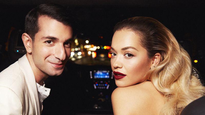 Inside the Grammys With Rita Ora